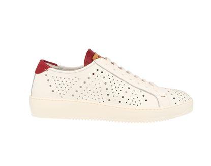 圖片 Roberto Botticelli - 白色皮運動鞋